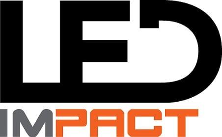 LEDimpact voor innovatieve led schermen - logo
