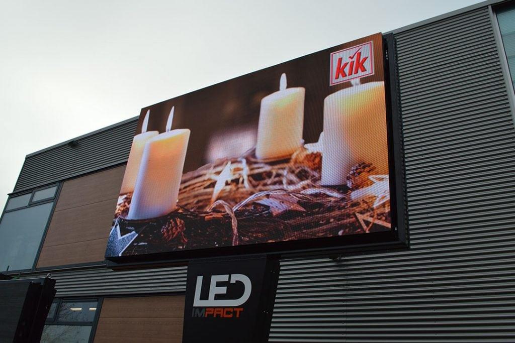 led scherm alternatief voor led wall