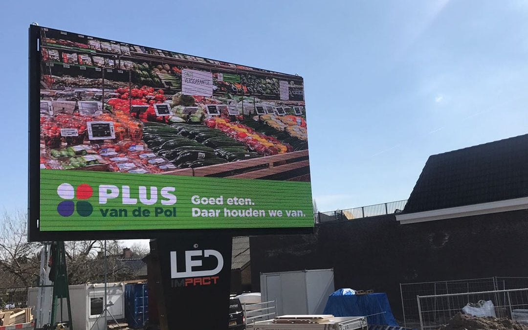 LEDimpact versterkt lokale marketing PLUS