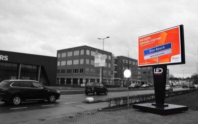 LEDimpact wint eerste prijs met LED schermen