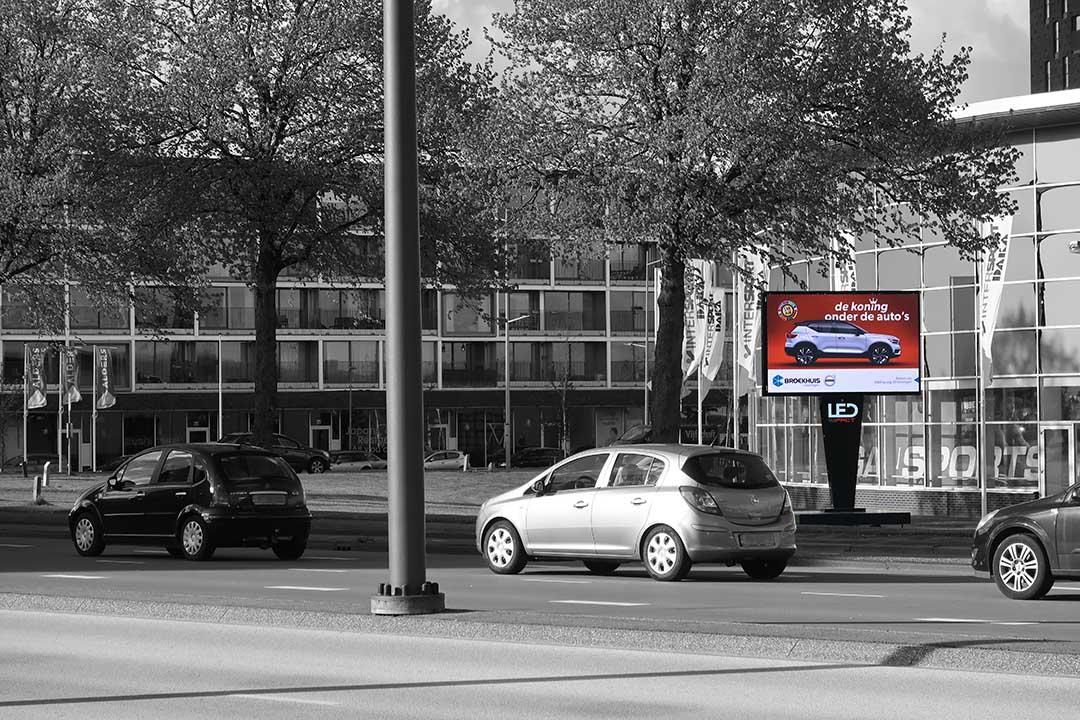 Out Of Home trend - innovatieve led schermen van LEDimpact