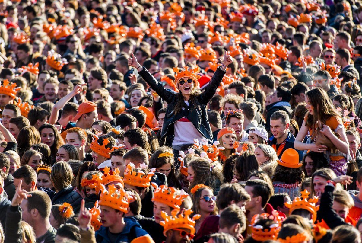 Koningsdag heeft duizenden bezoekers voor jouw boodschap (1)