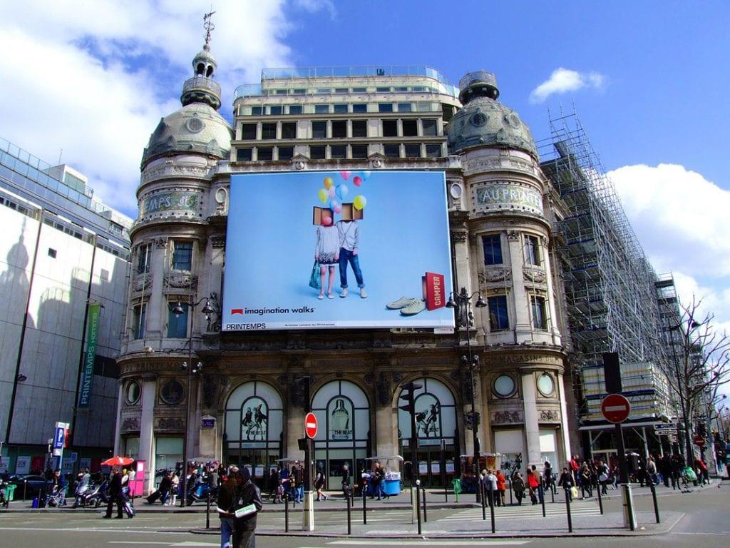 voorbeeld billboard