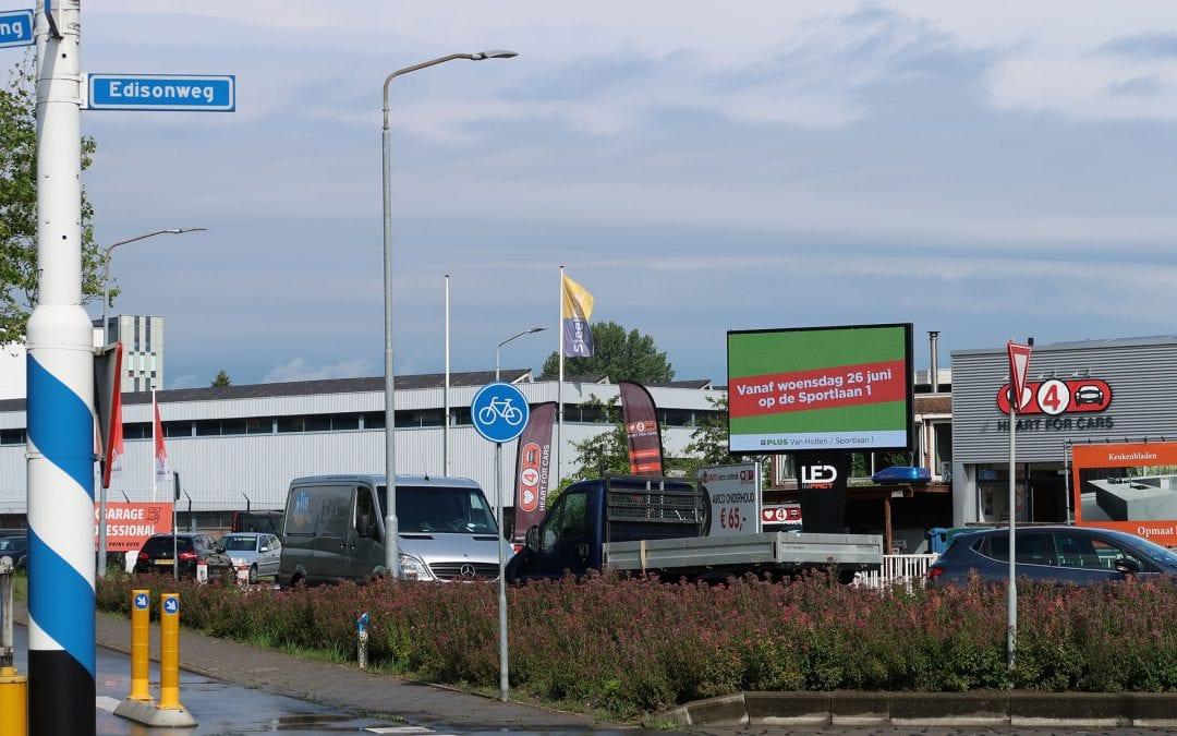 LED schermen van LEDimpact onmisbaar voor supermarktbranche